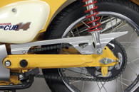 CHAIN GUARD (ALLOY) FOR CUB STANDARD SWING ARM