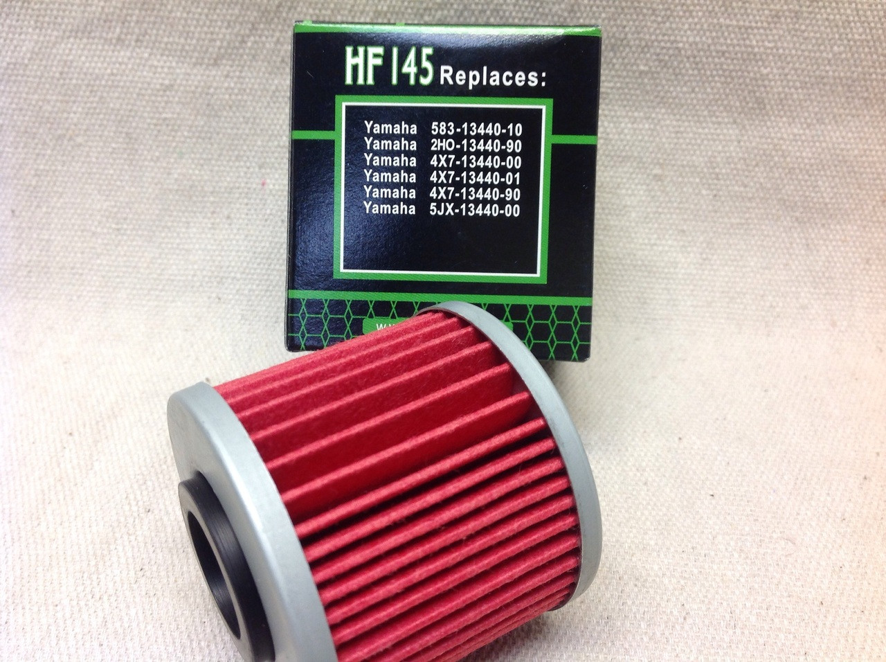 4X7-13440-90-00,5JX-13440-00-00 Oil Filter Fits YAMAHA Replaces 4X7-13440-01-00