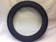 2.75 X 17 DURO TYRE HF307 BLOCK TRAIL TREAD CT110