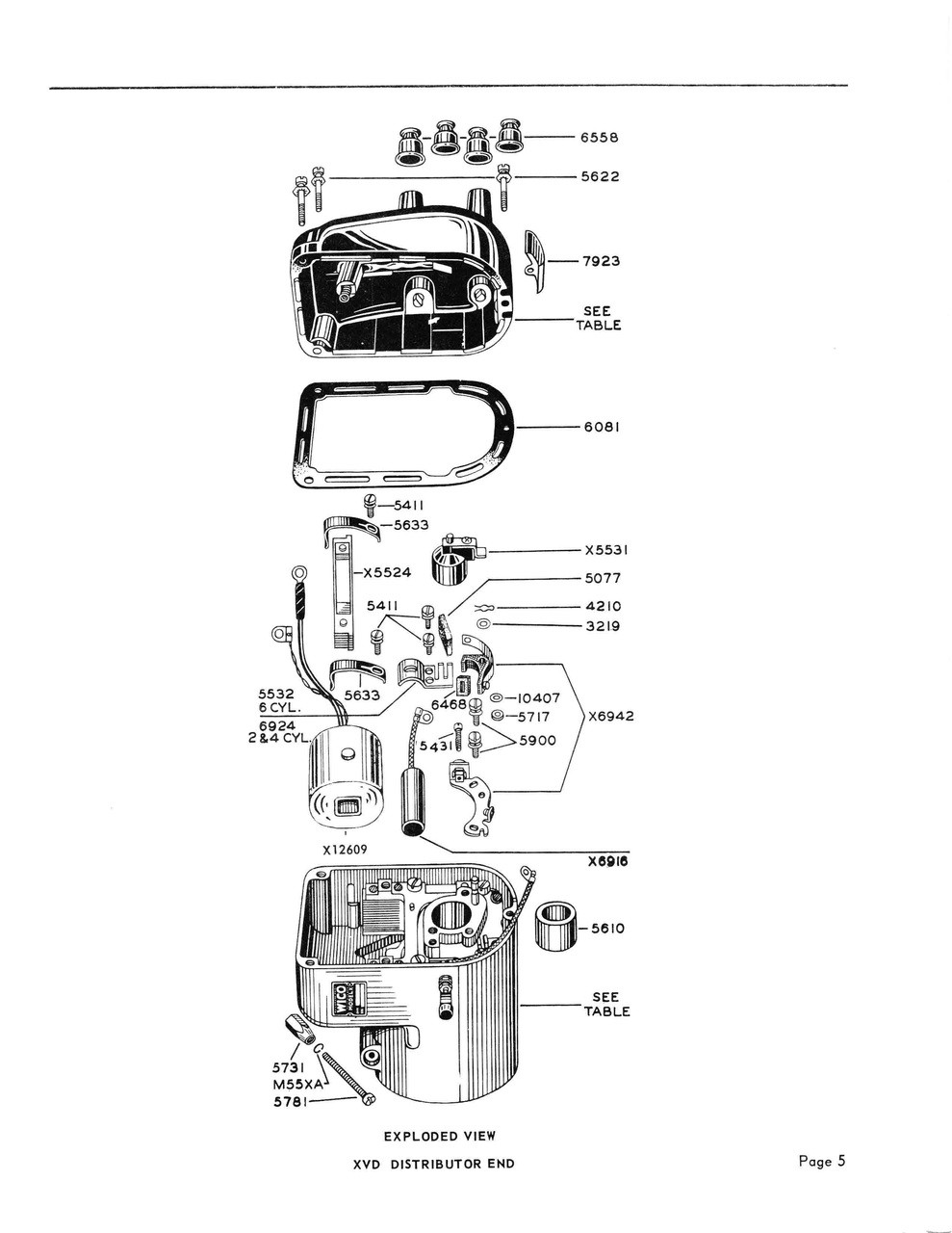 Wico Magneto Diagram Wiring Library 23 Hp Kohler Engine Parts Xb Data Schema Gravely Points Photo