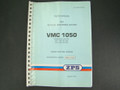 ZPS Vertical Machining Center VMC1050 Parts  Manual TAJMAC