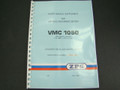 ZPS Vertical Machining Center VMC1050 Parts  Manual Supplement TAJMAC
