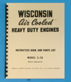 Wisconsin Model S-7D Engine Repair and Parts List  Manual   *453