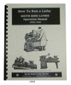 How to Run a Lathe Cover 1333