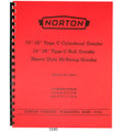 Norton Grinder Cover 1045