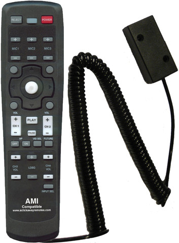 A1LC jukebox remote with leash cord attachment Rowe Ami compatible