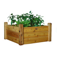 Gronomics-Raised-Garden-Bed-34x34x19-Safe-Finish