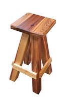 Gronomics-Western-Red-Cedar-Swivel-Bar-Stool