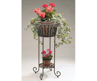 Solera-21-in.-Metal-Plant-Stand