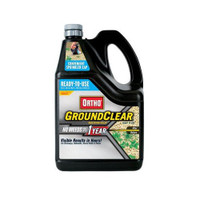 Ortho GROUND CLEAR Vegetation Killer, Lasts 1 Year, 1.25 Gallons RTU