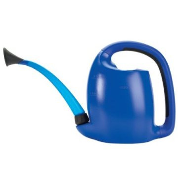 OXO GOOD GRIPS outdoor pour & store watering can 2.11 GAL in Blue