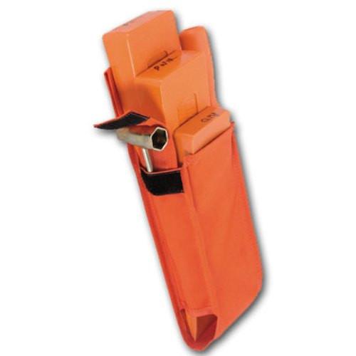 "Weaver-Leather-Heavy-Duty-Tool-Holster-13""-Long-Orange"