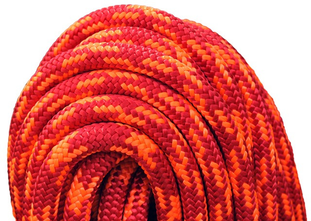 "All-Gear-Cherry Bomb-7/16""-x-150'-Climbing-Rope-"