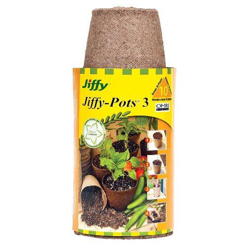 "Jiffy-Peat-Pots-3""-round-10-pack"