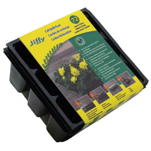 Jiffy-72-cell-Plastic-Seed-Start-Tray-Refill
