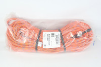 "Climbing-Rope-1/2""x150'-Tachyon-Orange/Blue-ARBORIST-NEW-ENGLAND-ROPES"
