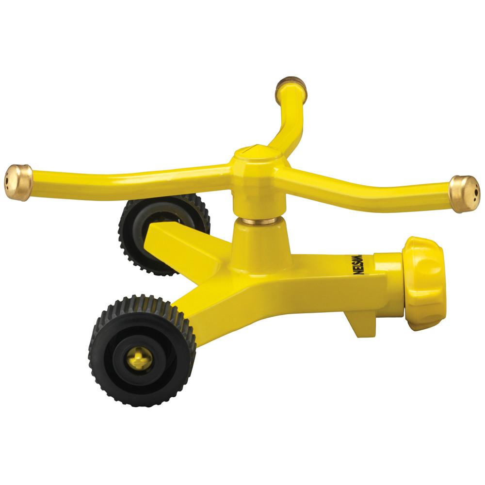 Nelson-Whirling-Sprinkler---Wheel-Base