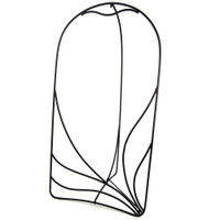 Plastec-VSFSBK-Veranda-Frame-Stand
