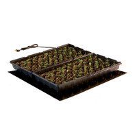 "Hydrofarm-20""x20""-Seedling-Heat-Mat-45watts"