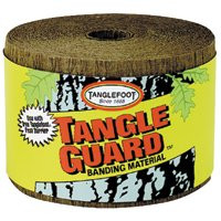 TANGLEFOOT 3 in x 50 ft Paper Tree Bark Wrap