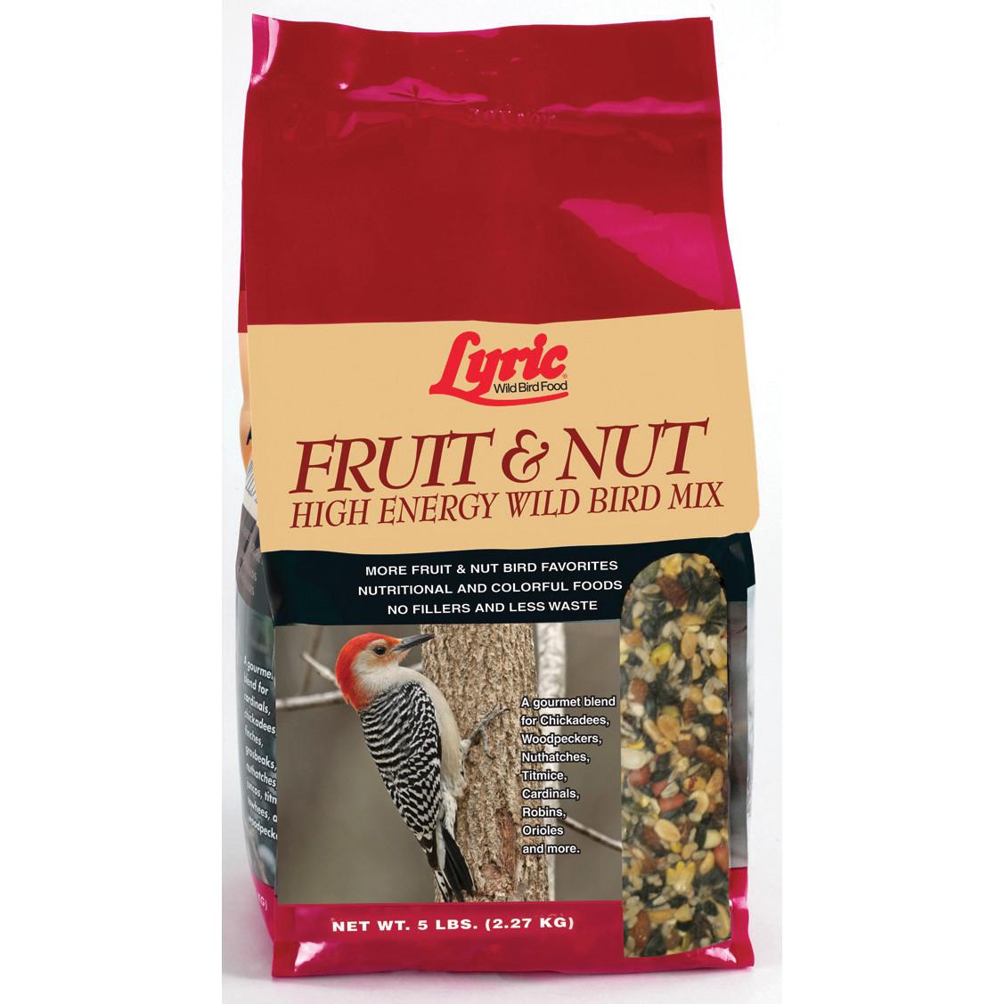 Lyric-5lb-Fruit-&-Nut-Mix-Wild-Bird-Food