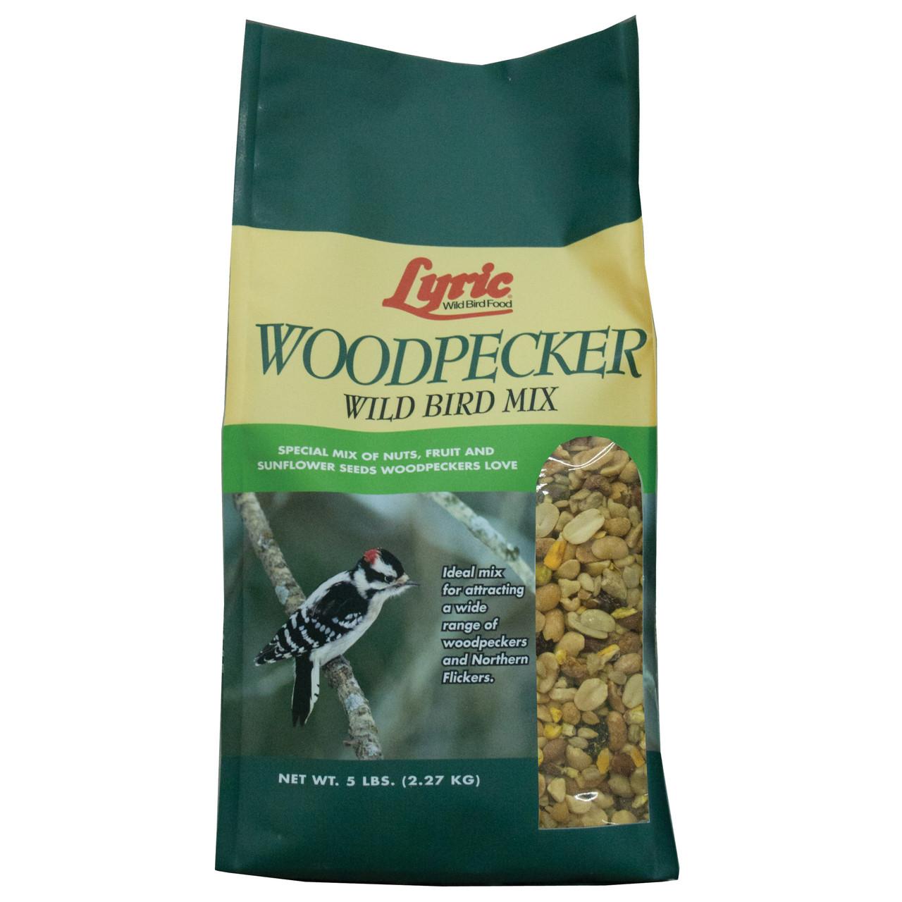 Lyric-5lb-Woodpecker-Bird-Food-Cube-Green