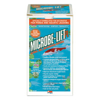 Eco Labs 10PLQ Microbe Lift PL Bacteria for Watergardens Quart