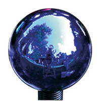 "Echo-Valley-10""-Blue-Gazing-Globe"