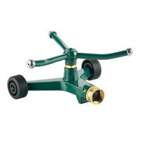 Melnor-3-Arm-Revolving-Sprinkler-With-Wheels-45'-Circle