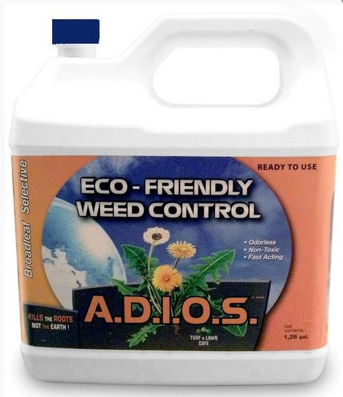 A.D.I.O.S.-Eco-Friendly-Weed-Control,-1.14-Gallon,-RTU