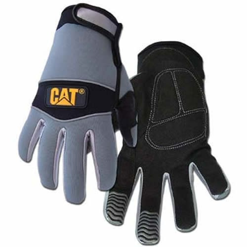 CAT-Clarino-Water-Resistant-Gloves-Large-CAT012213L