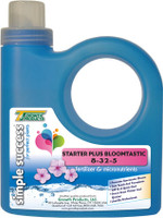 Simple Success 8-32-5 Starter Plus Bloomtastic Seed Starter, 1 Quart