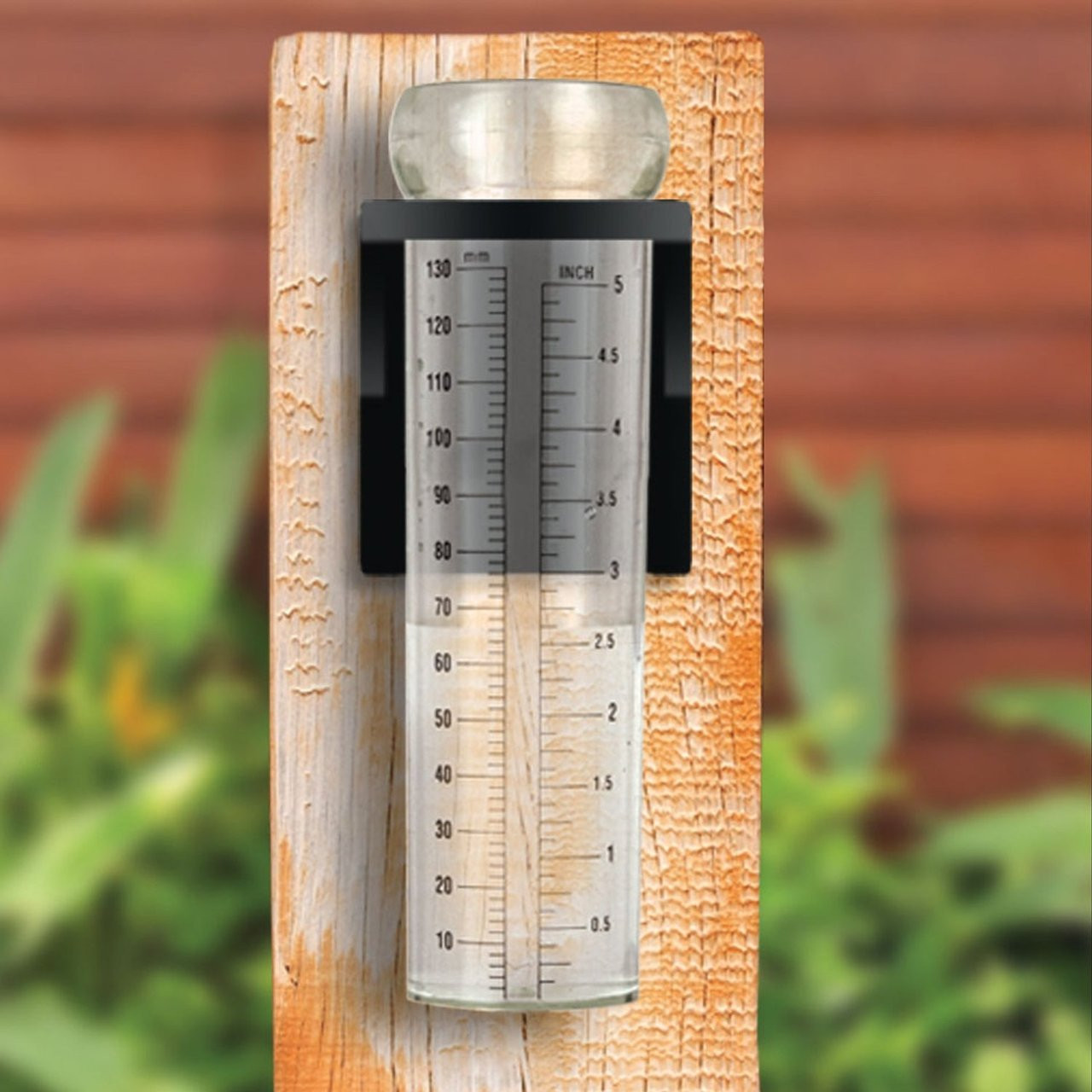 Luster-Leaf-1638-Rapitest-Rain-Gauge-with-Mounting-Bracket