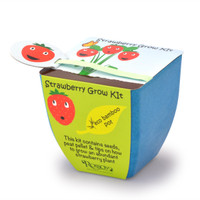 Rosso's-Strawberry-Grow-Kit---Children's-Kit