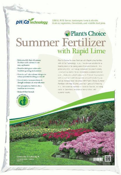 Plant's-Choice-Summer-Fertilizer-with-Rapid-Lime-30lb