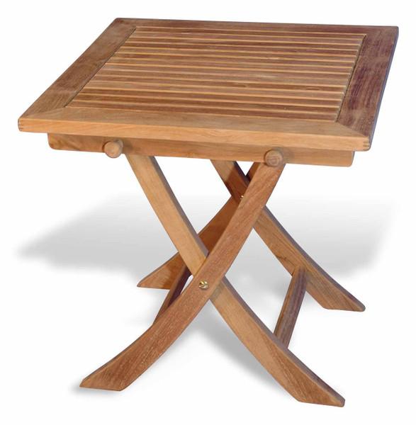 Teak Furniture Teak Occasional Square Table