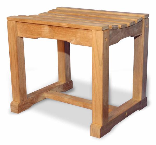 Teak Furniture Teak Bench Single Seat