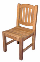 Teak Furniture Teak Boston Oval Chair