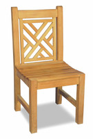 Teak-Chippendale-Chair-Without-Arms-by-Regal-Teak