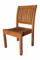 Teak Furniture Teak Stacking Chair
