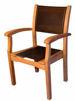 Teak-Stacking-Chair-Batyline-Black-by-Regal-Teak