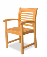 Teak-Westerly-Arm-chair-by-Regal-Teak