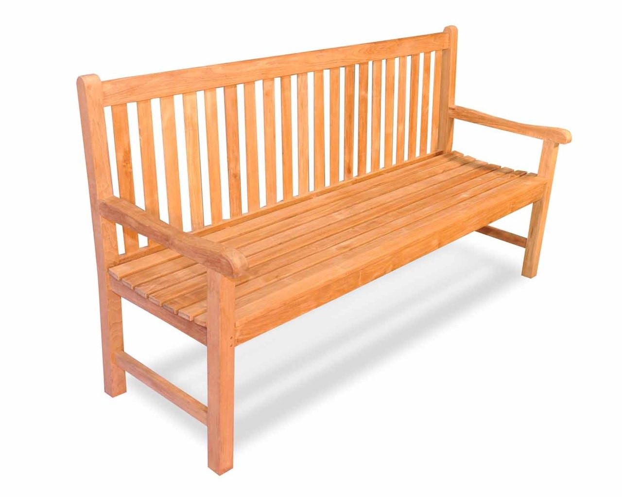 Teak Furniture Teak Block Island Bench