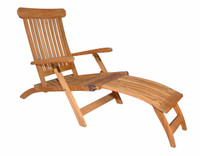 Teak Furniture Teak Steamer Chair