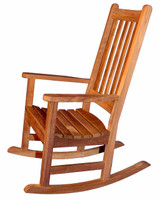 Teak Furniture Teak Carolina Rocker