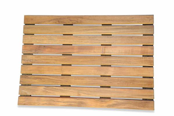 Teak Furniture Spa  Bath Mat