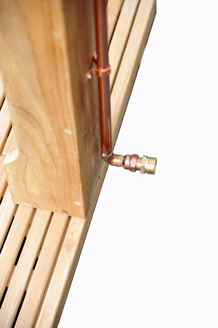 Teak Furniture Teak Outdoor Shower