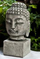 Campania Stone medium serene buddha.