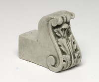 Campania Acanthus Riser, Cast Stone Pot Riser