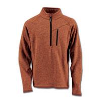 Arborwear Staghorn Fleece, Burnt Orange